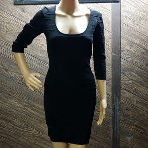 MNG mini dress.